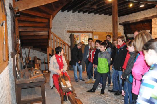 20140514 128 Visite Musée de la tonnellerie