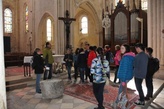 20140514 145 Visite  Eglise Chécy