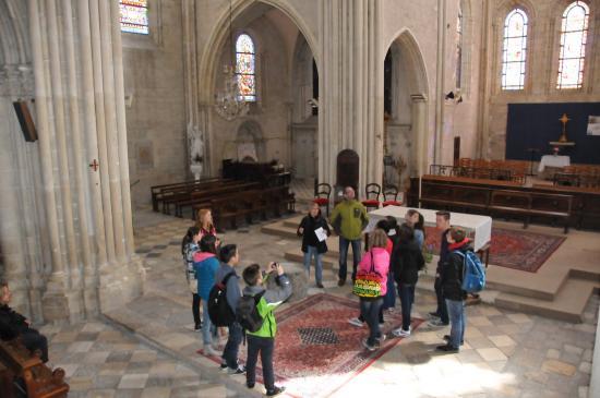 20140514 146 Visite  Eglise Chécy