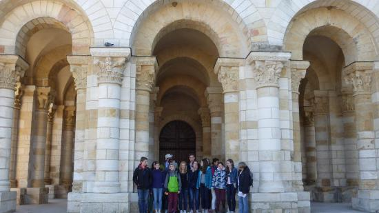 20140516 227 Visite  Germigny St Benoit