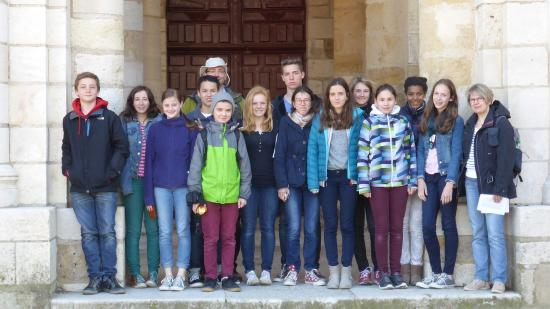 20140516 228 Visite  Germigny St Benoit
