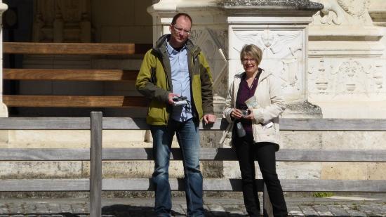 20140517 292  Visite Chateau de Blois