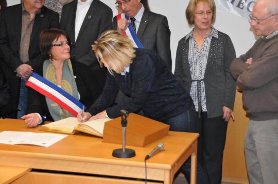20141107 - 094 - 20 ans Ilvesheim - Signature charte Ilvesheim