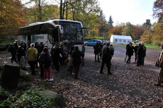 20141108 - 120 - 20 ans Ilvesheim - Visite site Heiligenberg