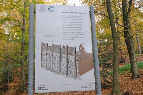 20141108 - 121 - 20 ans Ilvesheim - Visite site Heiligenberg
