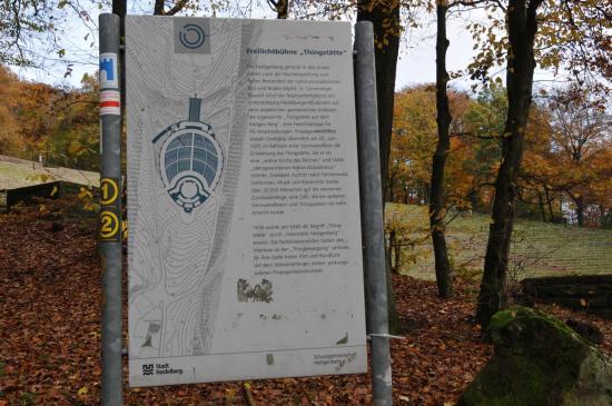 20141108 - 123 - 20 ans Ilvesheim - Visite site Heiligenberg