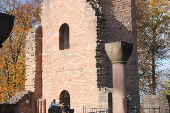 20141108 - 131 - 20 ans Ilvesheim - Visite site Heiligenberg