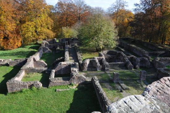 20141108 - 136 - 20 ans Ilvesheim - Visite site Heiligenberg