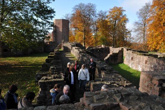 20141108 - 148 - 20 ans Ilvesheim - Visite site Heiligenberg