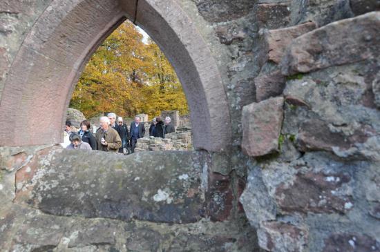 20141108 - 153 - 20 ans Ilvesheim - Visite site Heiligenberg