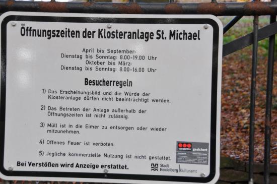 20141108 - 155 - 20 ans Ilvesheim - Visite site Heiligenberg