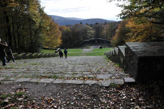 20141108 - 156 - 20 ans Ilvesheim - Visite site Heiligenberg