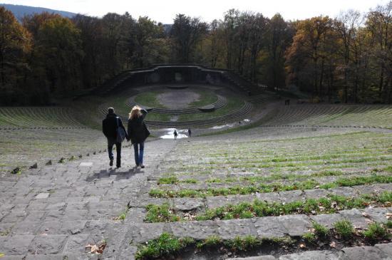 20141108 - 161 - 20 ans Ilvesheim - Visite site Heiligenberg