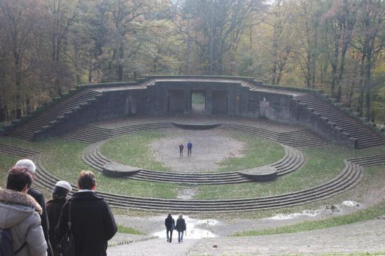 20141108 - 162 - 20 ans Ilvesheim - Visite site Heiligenberg