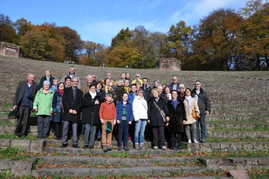 20141108 - 168 - 20 ans Ilvesheim - Visite site Heiligenberg