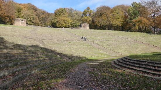 20141108 - 171 - 20 ans Ilvesheim - Visite site Heiligenberg