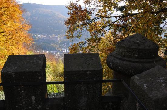 20141108 - 175 - 20 ans Ilvesheim - Visite site Heiligenberg