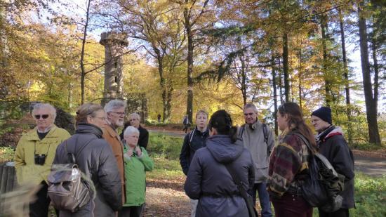 20141108 - 186 - 20 ans Ilvesheim - Visite site Heiligenberg
