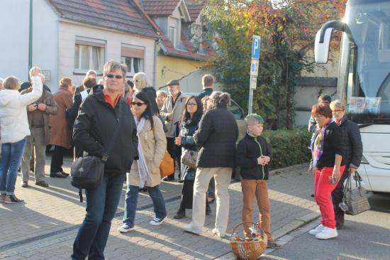 20141108 - 376 - 20 ans Ilvesheim - Retour Chécy