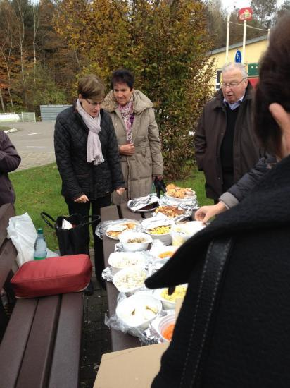 20141108 - 380 - 20 ans Ilvesheim - Retour Chécy