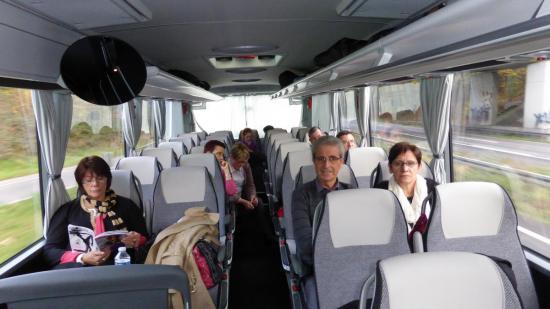 20141108 - 386 - 20 ans Ilvesheim - Retour Chécy